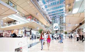 Spravovaná plocha  33.000 m2 Spoločnosť ENGIE Services zabezpečuje pre  nákupno-zábavné centrum Aupark f9a1cd6eff4